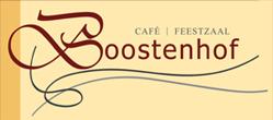 Café Feestzaal Boostenhof