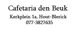 Cafetaria Den Beuk